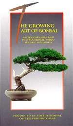 The Growing Art of Bonsai-DVD by Arthur Skolinik