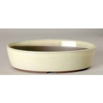 "6.75"" G. Oval Houtoku Pot # 66A"