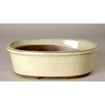 "5.75"" G. Oval Houtoku Pot # 73A"