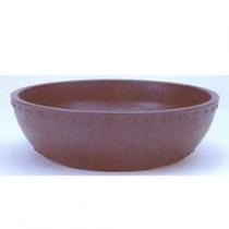 "6"" Round Mica Pot, ROB-05"
