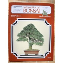 International Bonsai 2005/NO. 3