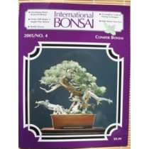 International Bonsai 2005/NO. 4