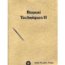 Bonsai Techniques II / John Naka